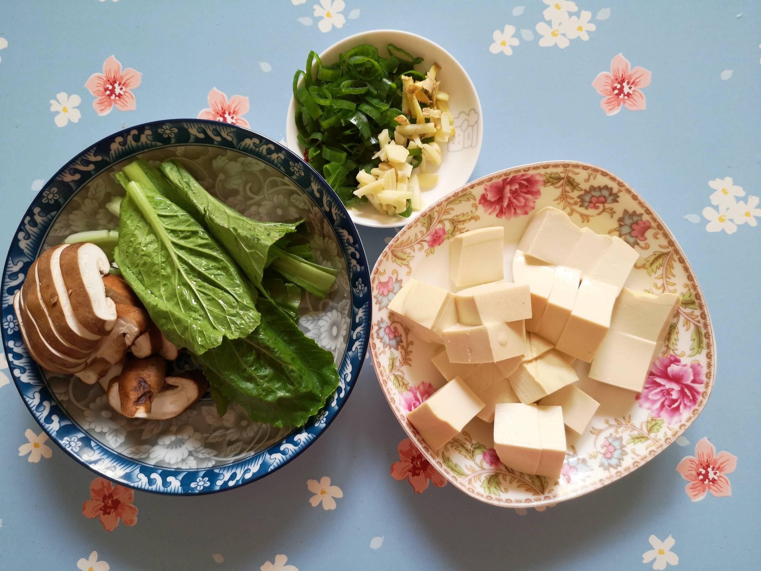 咖喱豆腐的做法图解
