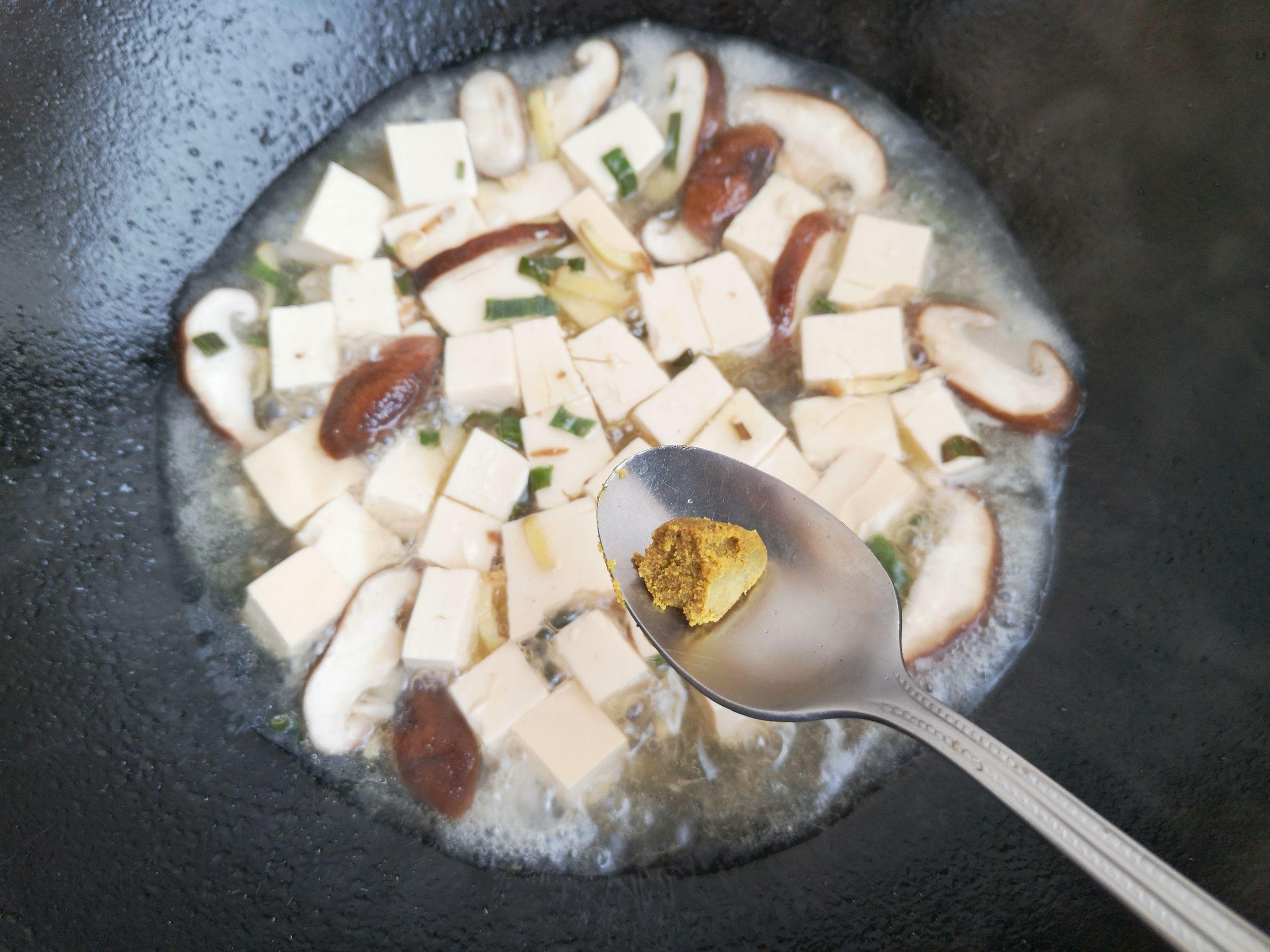 咖喱豆腐怎么炒
