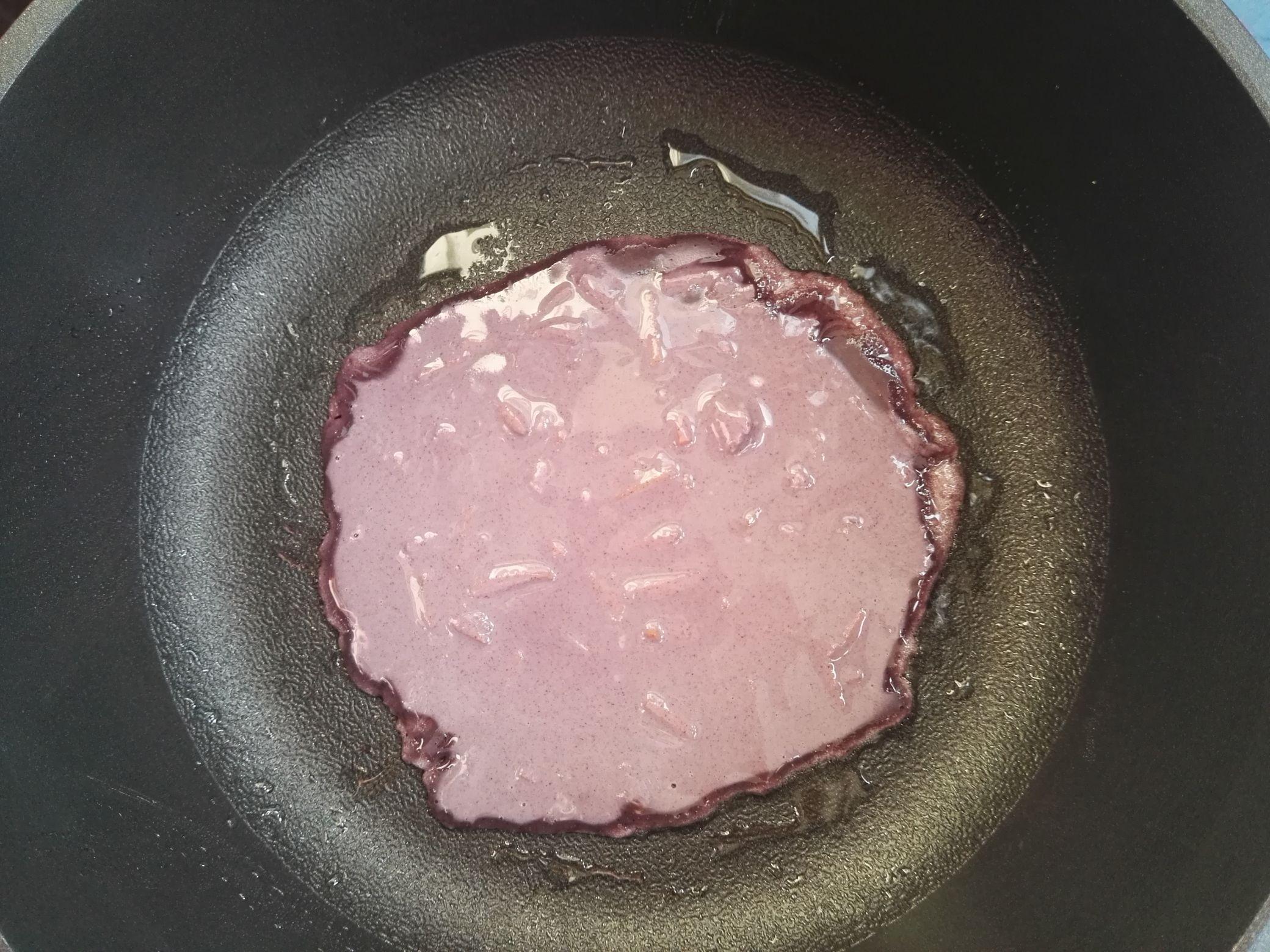 黑米胡萝卜薄饼怎么煮