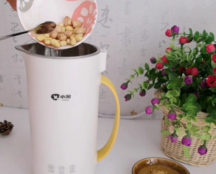 每天一杯豆浆,营养又健康,身体棒棒哒的简单做法