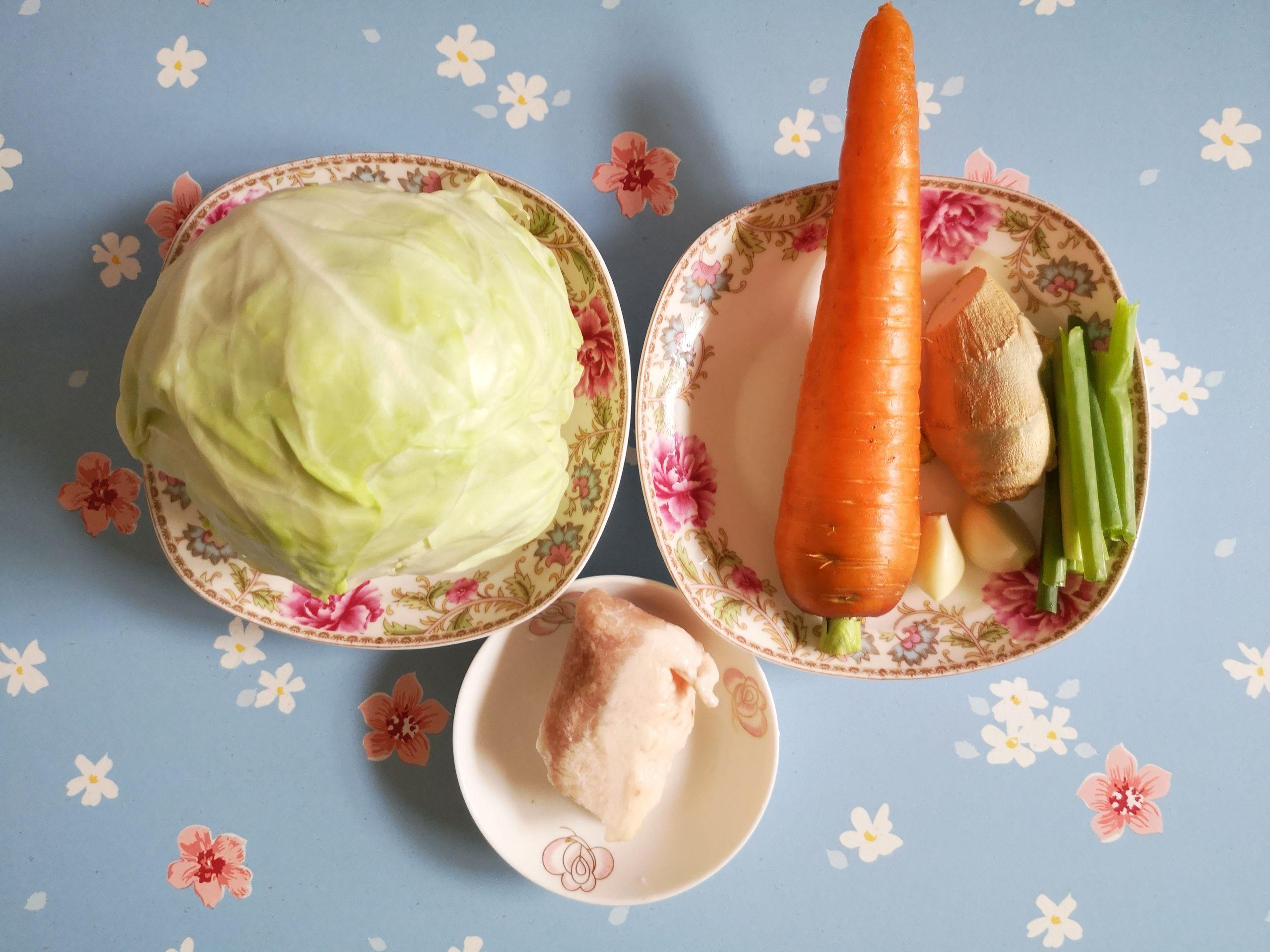 解饞又美味的手撕包菜,太浪費大米飯了的步驟