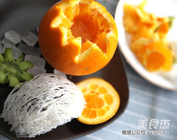 蜜橙燕窝的做法图解