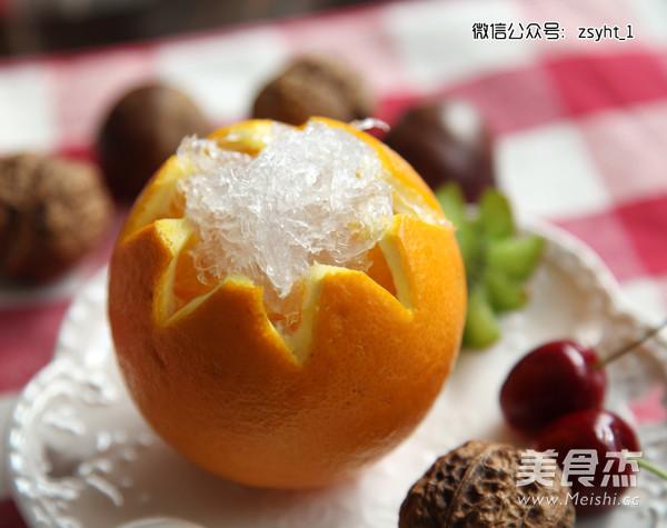 蜜橙燕窝怎么吃