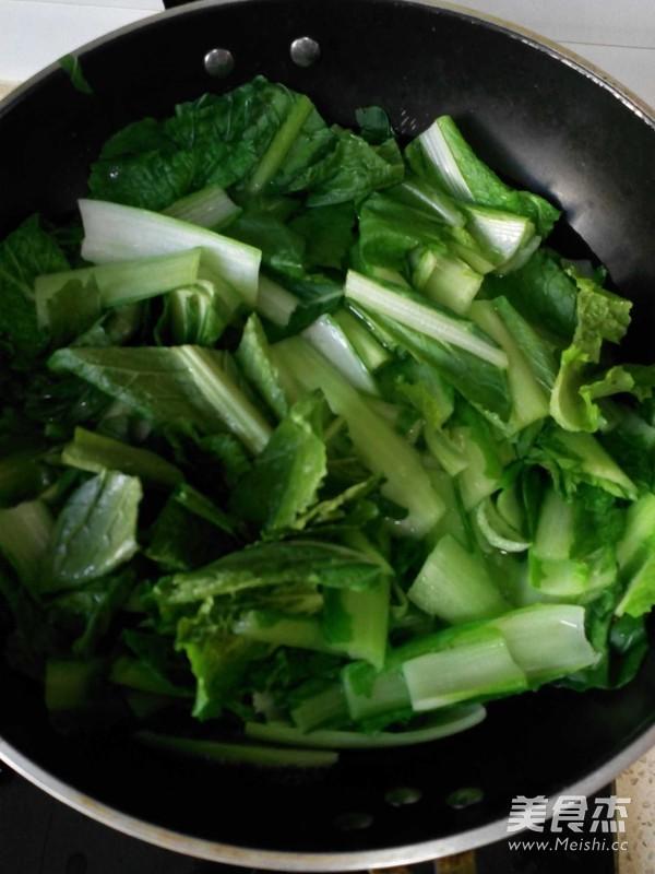 二白菜炖粉条的家常做法
