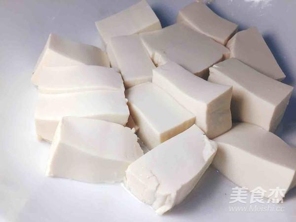 鱼头鲜虾豆腐汤的家常做法
