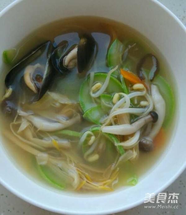 韩式大酱汤的家常做法