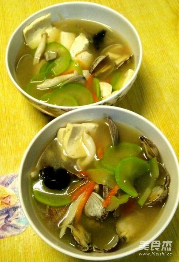 韩式大酱汤的简单做法
