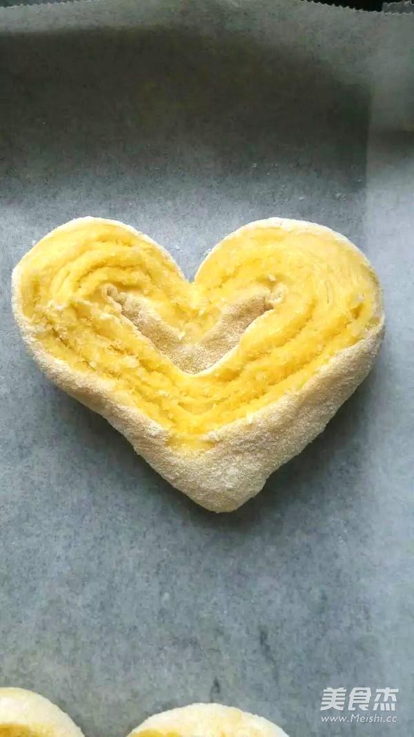 心形椰蓉面包怎样煮