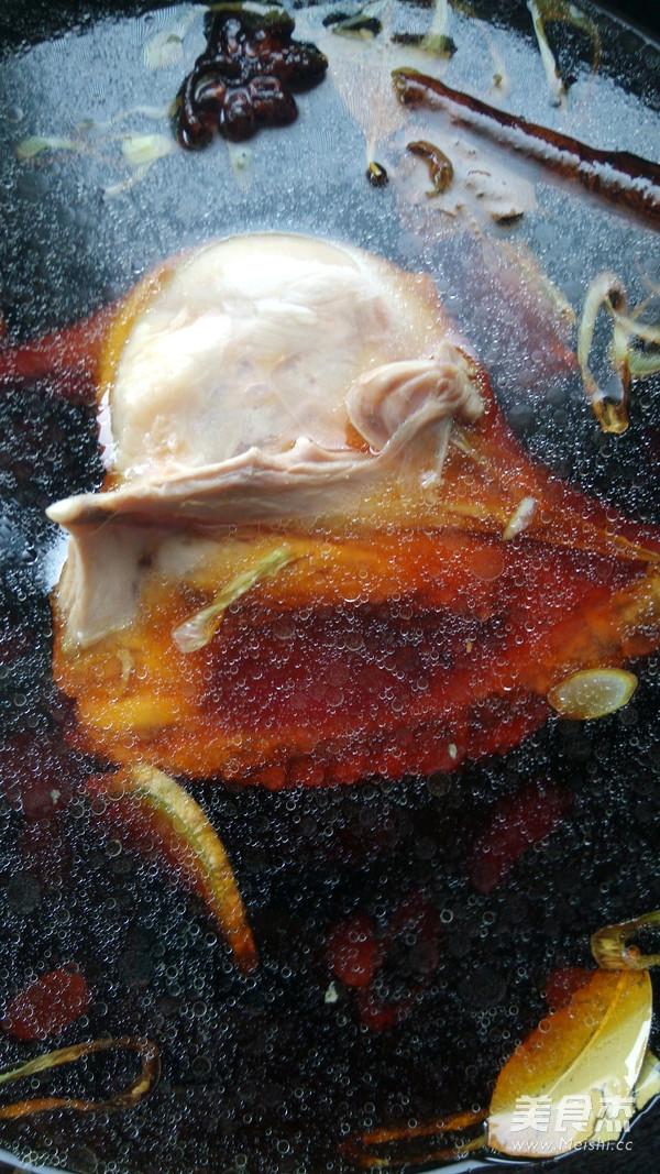 上海酱油鸭腿的简单做法