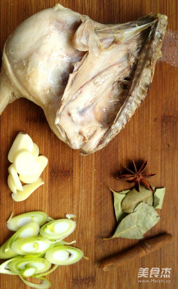 上海酱油鸭腿的做法图解