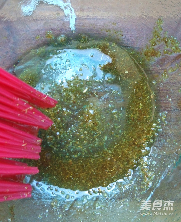 烤培根金针菇卷怎么做