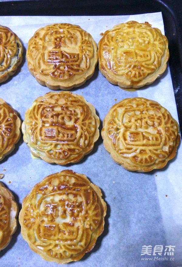 广式红豆馅月饼怎么炖
