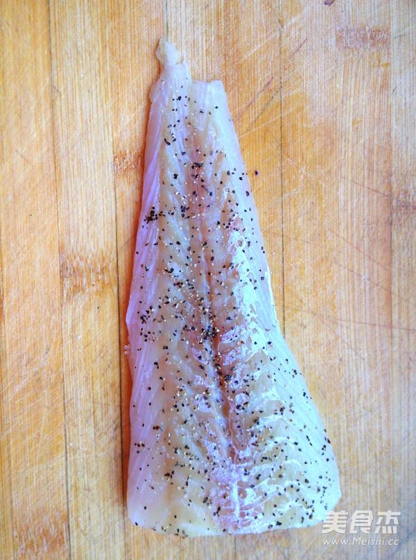 芒果莎莎酱烤鳕鱼的家常做法