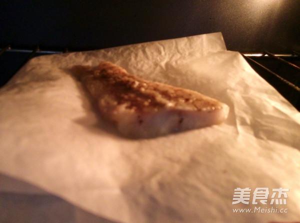 芒果莎莎酱烤鳕鱼怎么炒