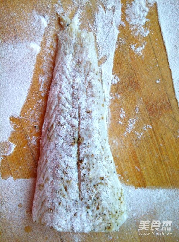 芒果莎莎酱烤鳕鱼怎么做