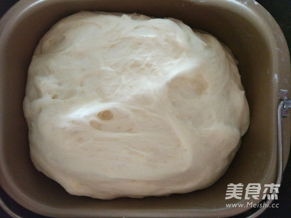 小熊维尼面包的家常做法