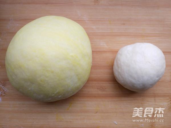 小熊维尼面包的简单做法
