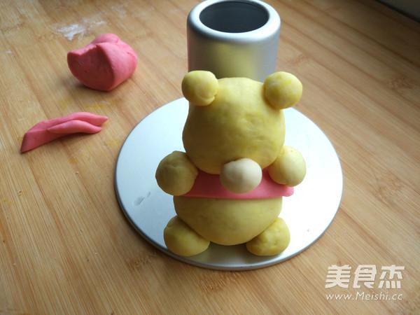 小熊维尼面包怎么炒