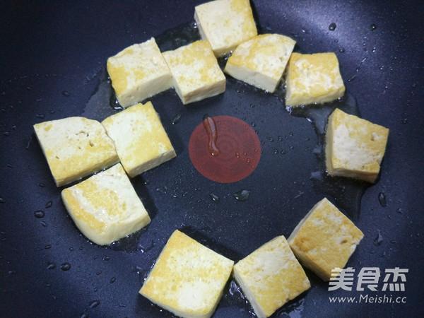 香菇蚝油烧豆腐的做法图解