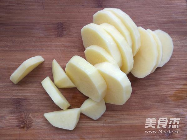 培根尖椒焗土豆泥的做法大全