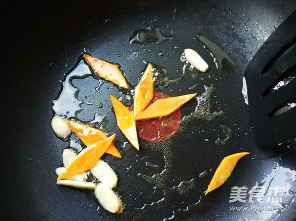醋溜卷心菜的做法图解