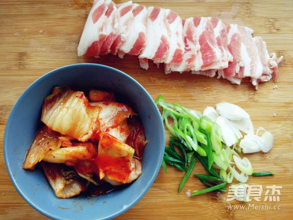 辣白菜炒五花肉樱花味道的做法大全