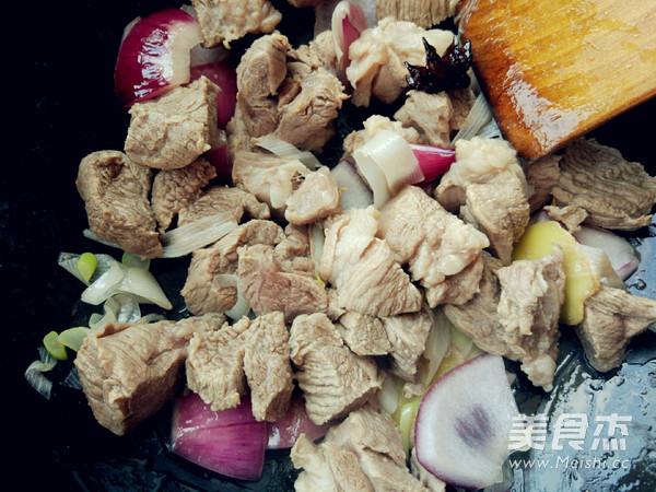 红焖羊肉怎么煮