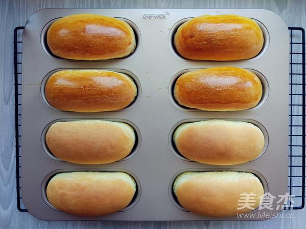 卡通热狗面包怎么煸