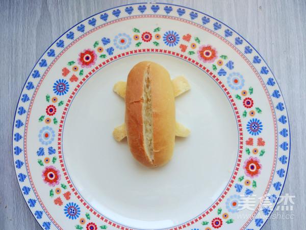 卡通热狗面包怎样煮