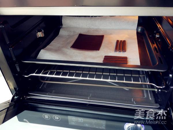 巧克力钢琴蛋糕的制作大全