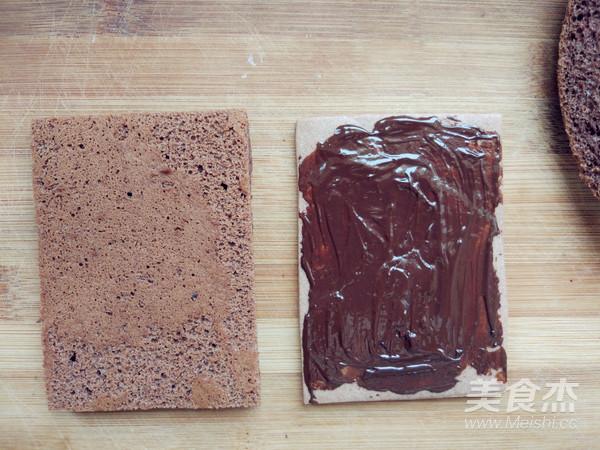 巧克力钢琴蛋糕的做法大全