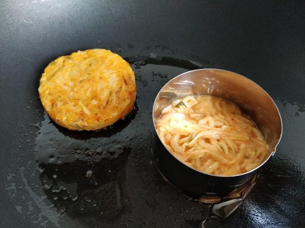 韩式泡菜土豆饼怎么煮