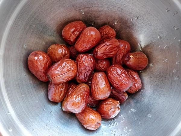 阿胶蜜枣的简单做法