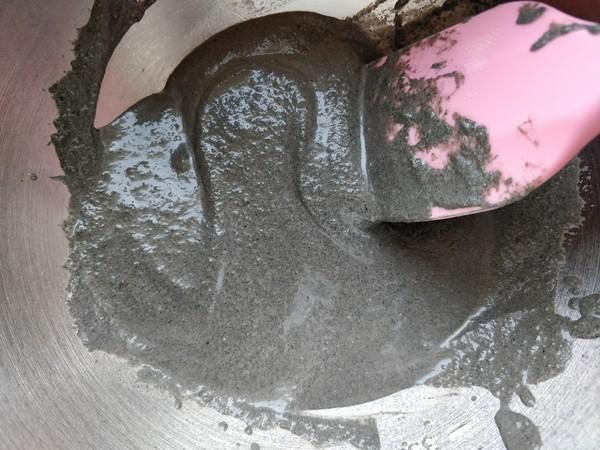 蜂窝煤黑芝麻发糕怎么做