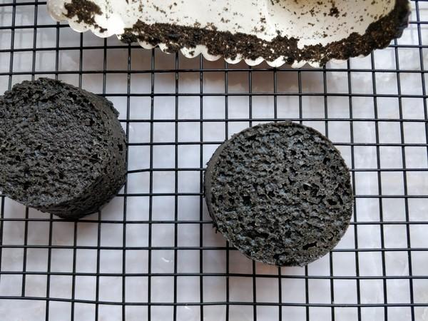 蜂窝煤黑芝麻发糕怎样煸
