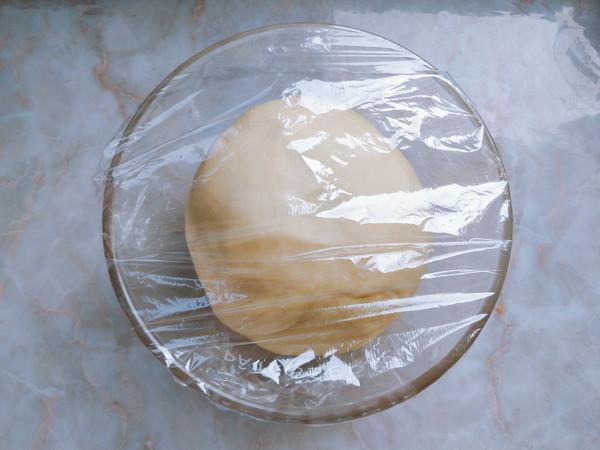 蛋黄肉松麻薯红豆芋泥包怎么吃