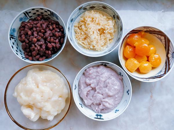 蛋黄肉松麻薯红豆芋泥包怎样煸