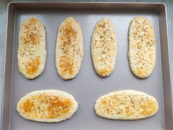 椒盐牛舌饼的做法大全