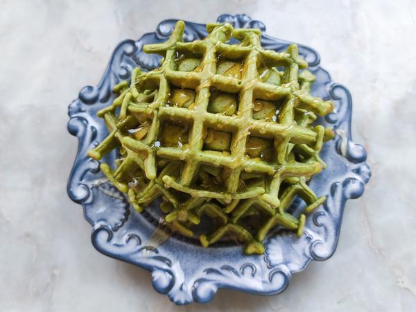 抹茶华夫饼、水果西米露怎么煸