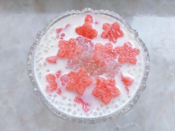 抹茶华夫饼、水果西米露怎么炖