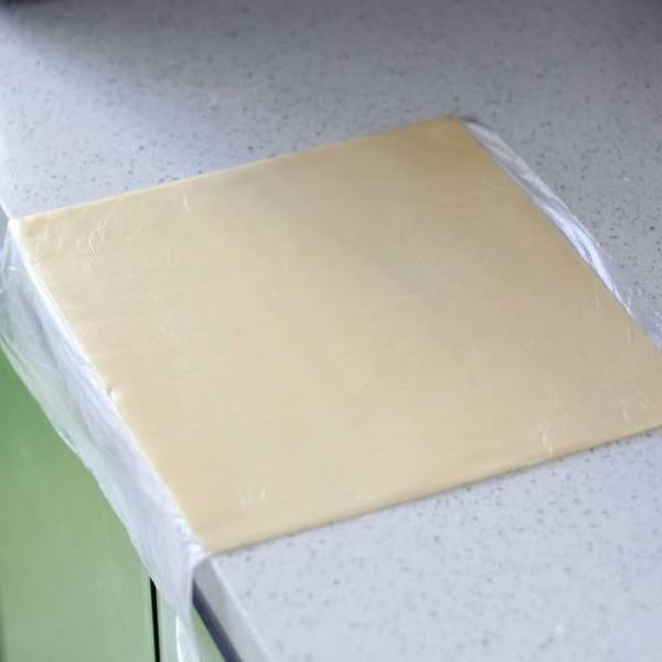 酥皮泡芙最详细的做法怎么炒