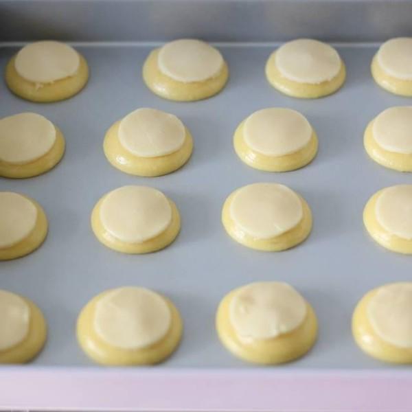 酥皮泡芙最详细的做法的制作方法