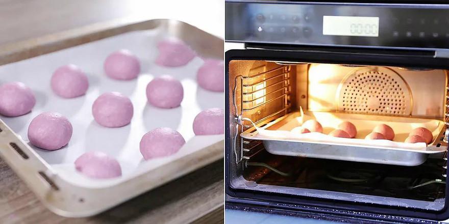 软软的紫薯小餐包,谁不喜欢?怎么做