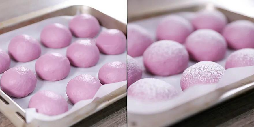 软软的紫薯小餐包,谁不喜欢?怎么炒