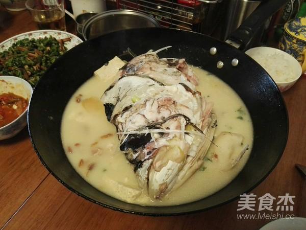 鲢鱼头豆腐汤的制作大全