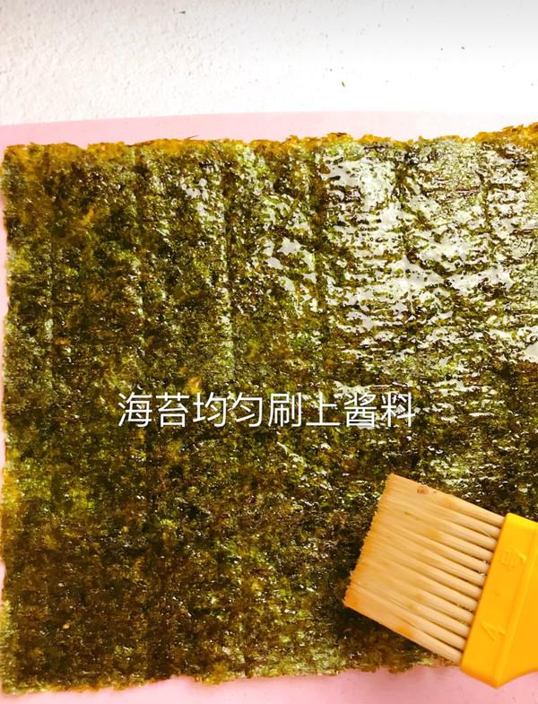 海苔肉松卷的家常做法