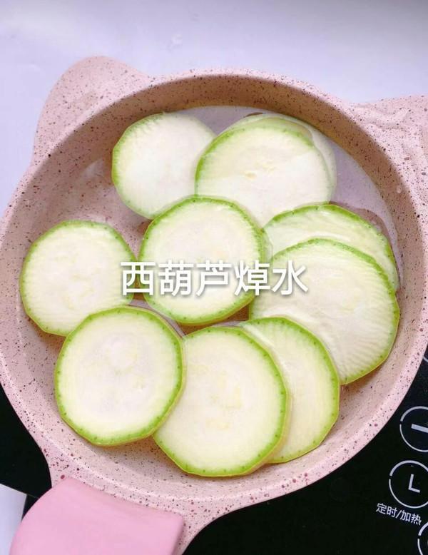 西葫芦米粥的简单做法