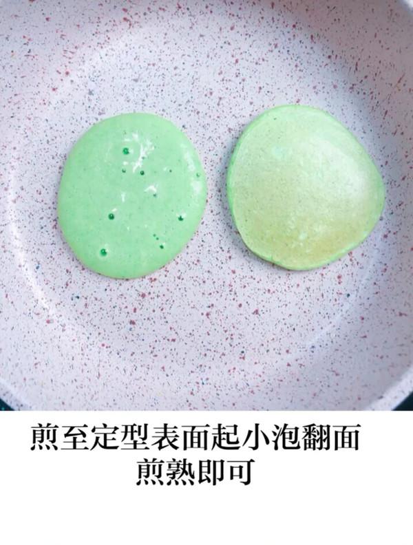 【油菜米粉小松饼】怎么炖