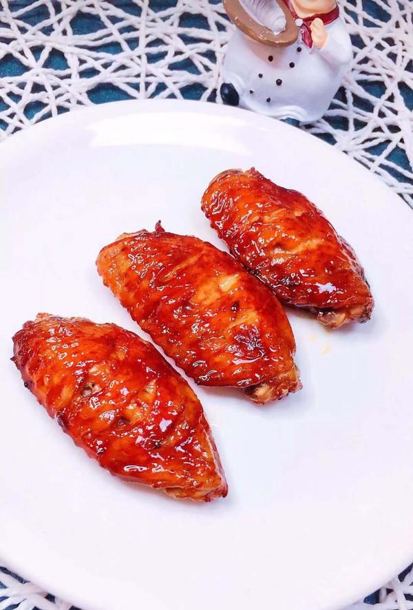 蜜汁烤鸡翅怎么炒