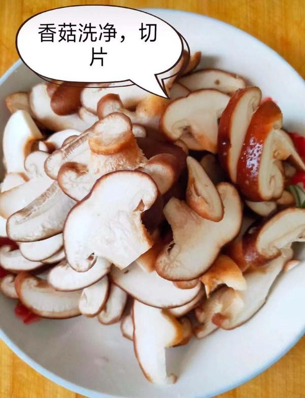 香菇西兰花的做法大全